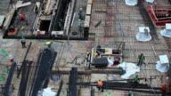 Baustelle in NYC