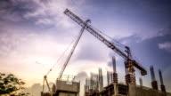 Construction Site Time Lapse.