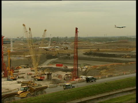 Construction workers sought for Terminal 5 building at Heathrow LIB Terminal 5 Construction work at Terminal 5