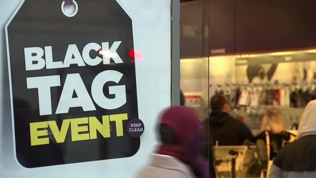 Consumer group Which warning over Black Friday deals Location unknown EXT **Moorey interview overlaid SOT** Pete Moorey interview SOT Location...