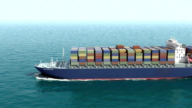 Frachtschiff für Verkehr