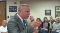 WGN Contentious debate erupted at a suburban school board meeting over a policy that allows a transgender middle school student choose which locker...