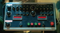 CU, Control panel with two digital counters
