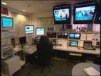 PAN control room
