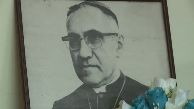 Controversial Salvadoran archbishop Oscar Romero a champion of the poor who was gunned down while celebrating mass in 1980 was beatified on May 23...