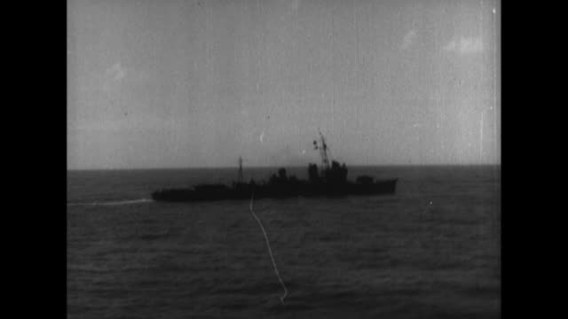 A convoy transports Imperial Japanese Navy landing forces to Cebu Island where they successfully liberate Japanese expatriates and advance into...