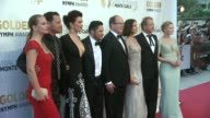 AJ Cook Justin Chambers Young Bellamy Nick Wechler Prince Albert II of Monaco Ana Ortiz Jeff Perry Jennifer Morrisonat the 54th MonteCarlo Television...