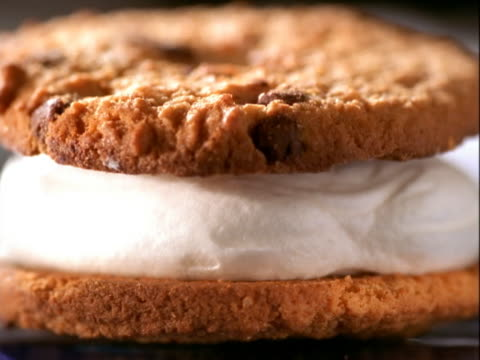 cookie and cream. galleta y crema