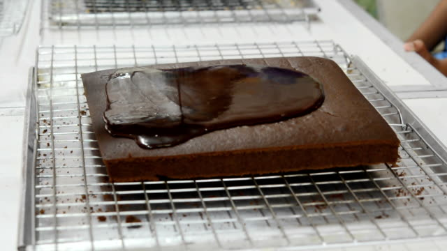 cooking chocolate  bread