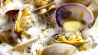 Cooking Clam