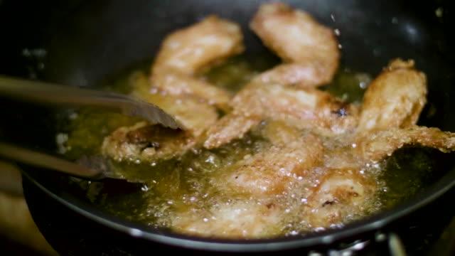 CU : Cooking Fried Chicken