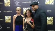 LL Cool J Jaime Pressley and Denise Pizzini at Art Directors Guild 20th Annual Excellence In Production Design Awards at The Beverly Hilton Hotel on...