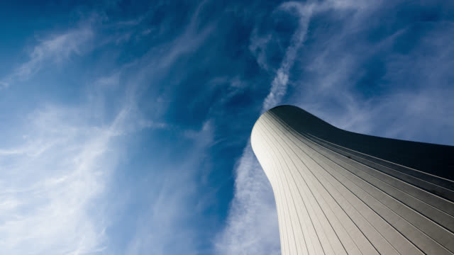 TIME LAPSE: Cooling Tower