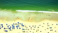Copacabana Beachgoers