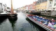 Copenhagen pleasure boat