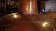 Copper brewery distillers