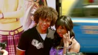 Corbin Bleu and Monique Coleman at the 'Nancy Drew' Premiere at Grauman's Chinese Theatre in Hollywood California on June 10 2007