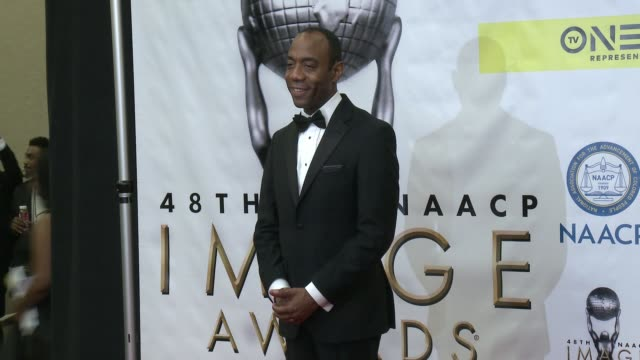 Cornell William Brooks at 48th NAACP Image Awards at Pasadena Civic Auditorium on February 11 2017 in Pasadena California