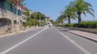 Corniche Driving Pov