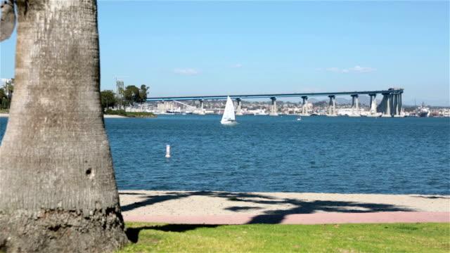 Coronado Bay Bridge, San Diego, California