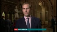 Coroner's service delays James Berry MP interview ENGLAND London GIR Kingston and Surbiton in Westminster LIVE interview SOT