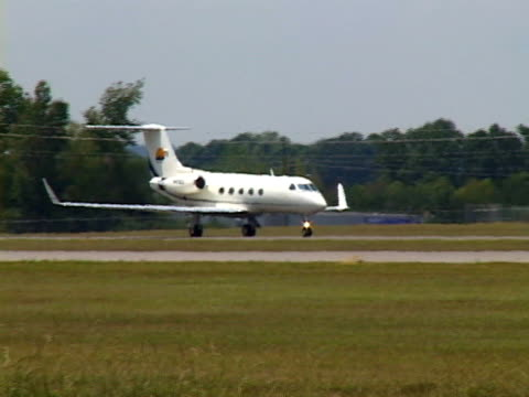 Corporate Jet Rullaggio