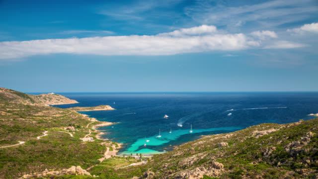 TIME LAPSE: Corsia Coastline