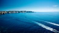Corsica Coastline Bonifacio