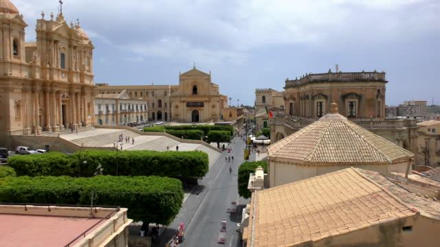 Corso Vittorio Emanuele - Noto, Sicily, Italy