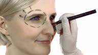 HD: Porta cosmetici in faccia i chirurghi disegno