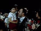 Cosmonaut Yuri Gagarin first man in space Gagarin's triumphant trips abroad in Japan