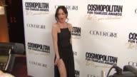 Cosmopolitan Magazine's Fun Fearless Awards 2012 on in New York