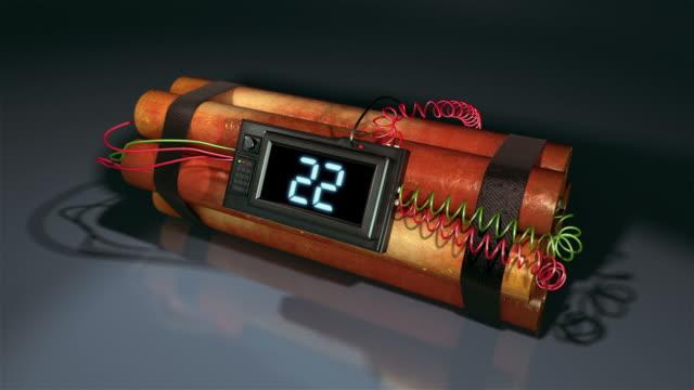 HD: Countdown Dynamite Bomb