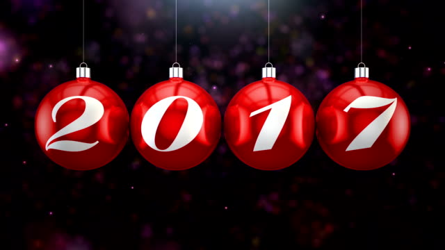 Countdown to New Year, 2017