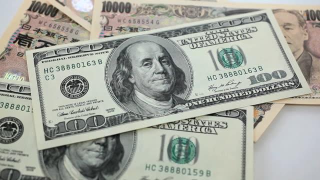 A partire da 100 dollari e yen giapponese fattura.