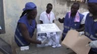 Counting is underway after presidential and parliamentary polls took place in Ghana with incumbent John Mahama taking on rival Nana Akufo Addo for...