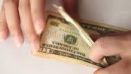 Conteggio del denaro
