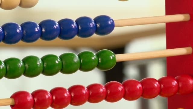 Counting party votes on an abacus