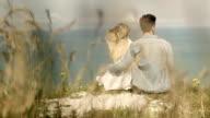 Couple at coast