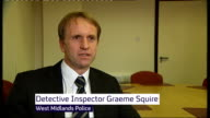 Couple found guilty of murder of 3 year old boy INT Detective Inspector Graeme Squire interview SOT