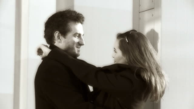 HD SLOW-MOTION: Couple In Love