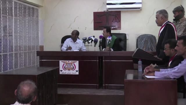 A court specializing in state security affairs began Wednesday to try two Yemenis in Aden on charges of terrorist activities marking the rebirth of a...