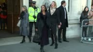 Courts to 'get tough' on social media hate crime LIB / Parliament Square EXT Gina Miller arrival at Supreme Court