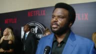INTERVIEW Craig Robinson on how Def Comedy Jam influenced his career impact on comedy why people love it why he is here tonight at Netflix Presents...