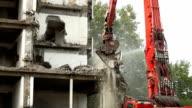Crane - Construction Site