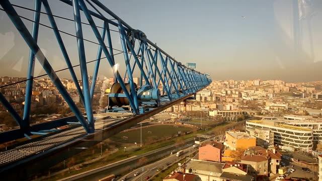 Crane-Construction Site