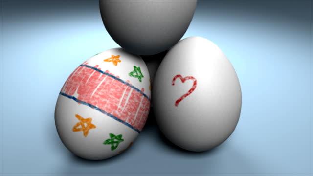 Pastello uova di Pasqua#1