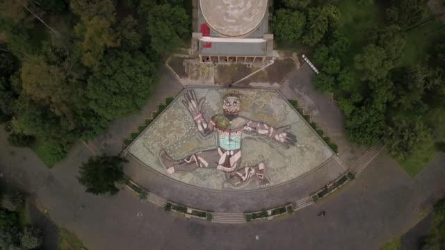Cárcamo de Dolores and Tlaloc Fountain