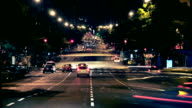 Córdoba Argentina timelapse city traffic 2