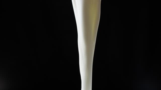 Cream Pour Stream